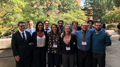21st Undergraduate Research Symposium in the Chemical and Biological Sciences on Saturday, October 2