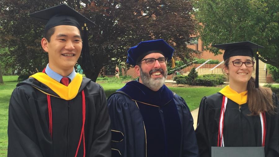 Graduation - Spring 2015 - Millersville, PA