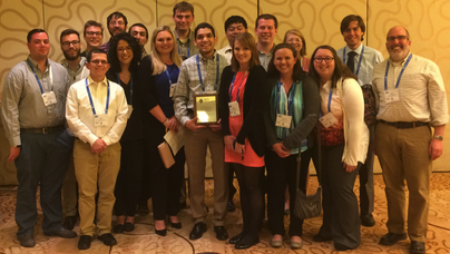 Student Chapter Award Ceremony - ACS National Meeting - Spring 2017 - SFO