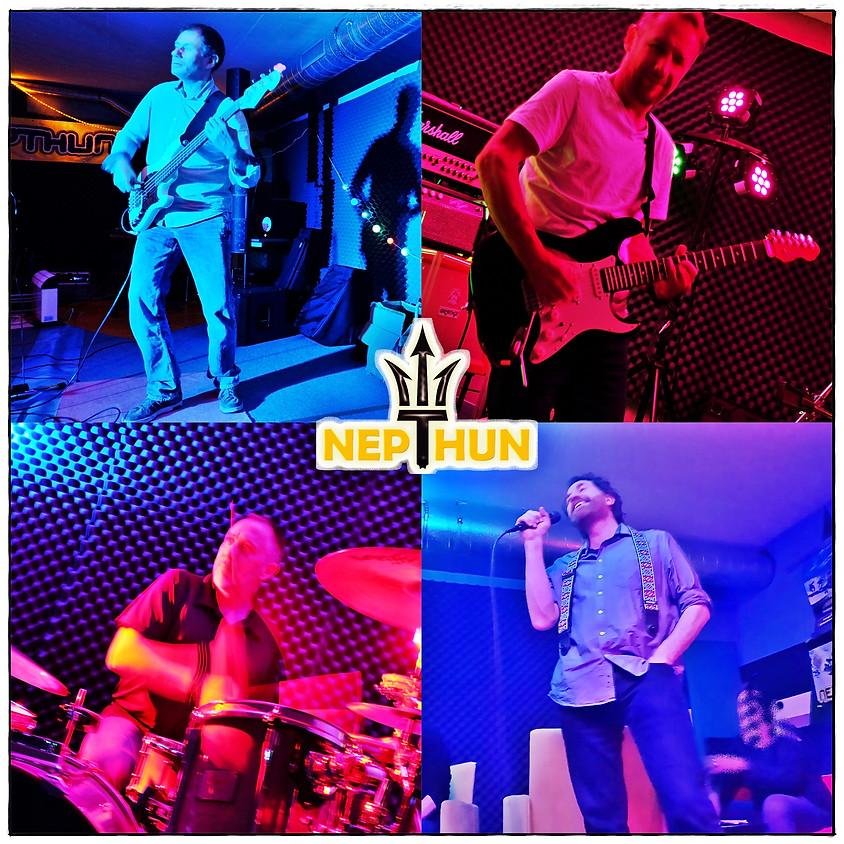 """Nepthun Live am """"Rock im Bitz"""" Rüderswil 2021"""
