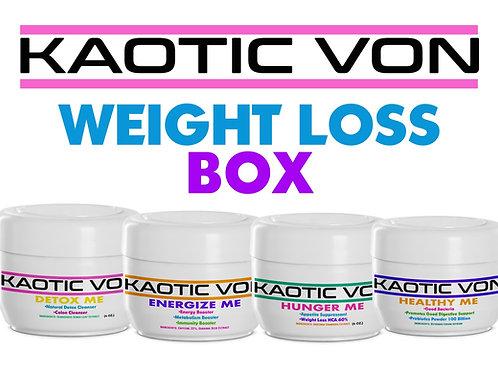 Kaotic Weight Loss Box