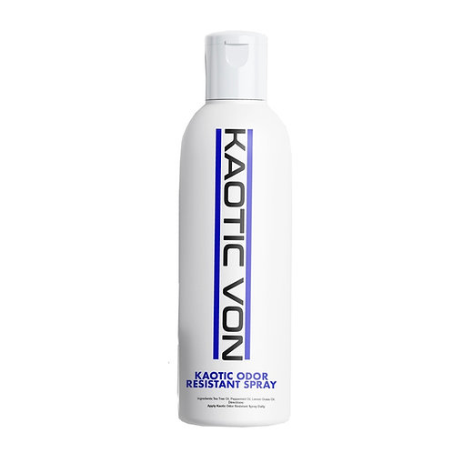 Kaotic Odor Resistant Spray
