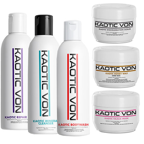 Kaotic Discoloration Package