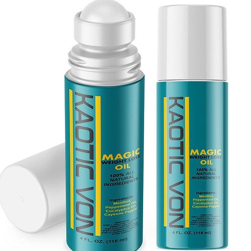 Magic Weight Loss Oil