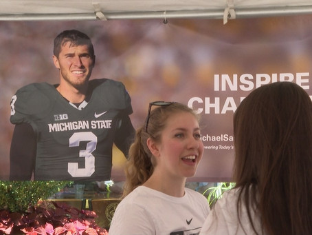 Annual event marks legacy of MSU's Mike Sadler