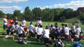 Mike Sadler Specialist Camp—A Huge Success!