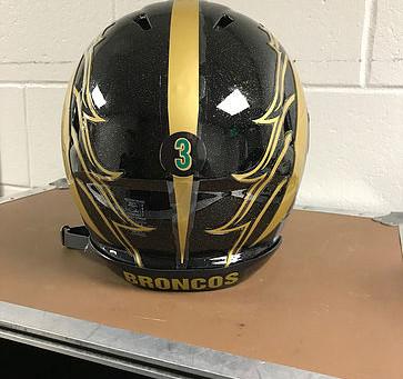 WMU Broncos Honor Mike Sadler