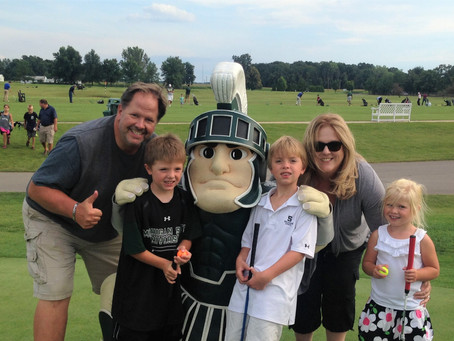 The Kelly Family Supports the Michael Sadler Foundation