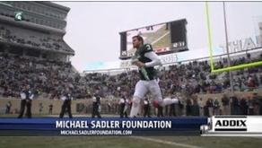 Addix Cares and the Michael Sadler Foundation