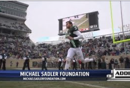Addix Cares and the Michael Sadler Foundation