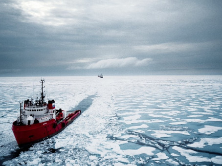 IMO Polar Code enters into force