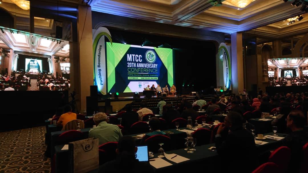 MTCC 20th Anniversary