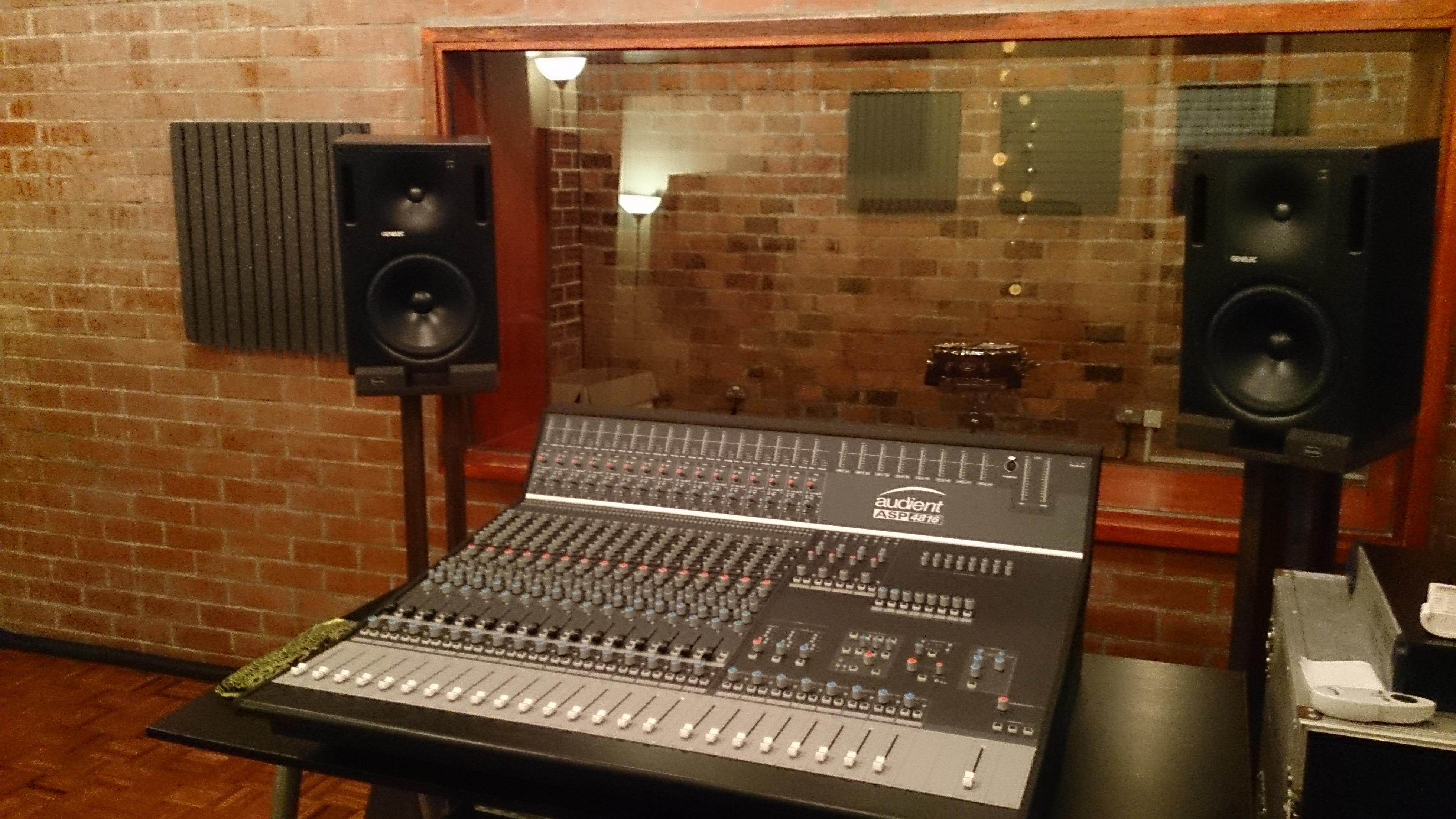 BSYNC RECORDING STUDIO