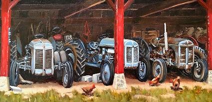 Vintage Massey Fergusons.jpeg