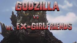 Godzilla Vs. My Ex-Girlfriends Banner