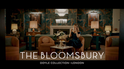 Bloomsbury Hotel: The Writer's Retreat