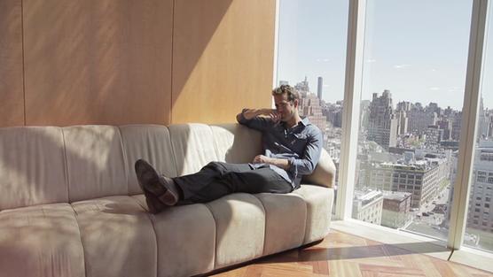 Ryan Reynolds for Hugo Boss Sport