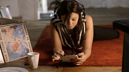 Daisy Lowe for Samsung