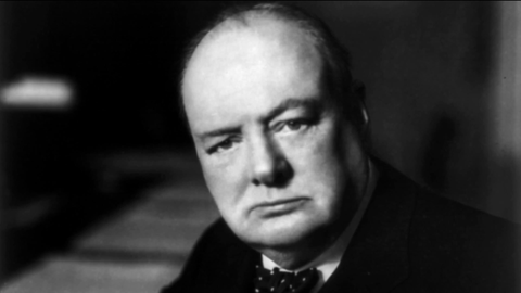 """""""An Unlikely Obsession: Churchill & the Jews"""" teaser"""