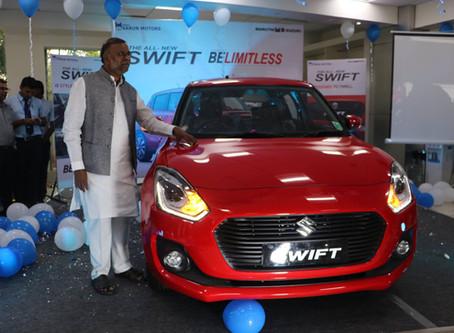 Swift 2018 launch - Bengaluru