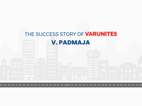 V. Padmaja: Guiding her success with ambition
