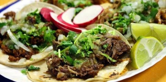 TacosBeefTaqueriaLaBohemiaFoodRestaurant