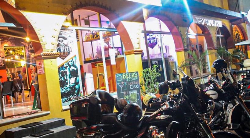 BikerBurritoIslaMujeresRestaurantBarIsla