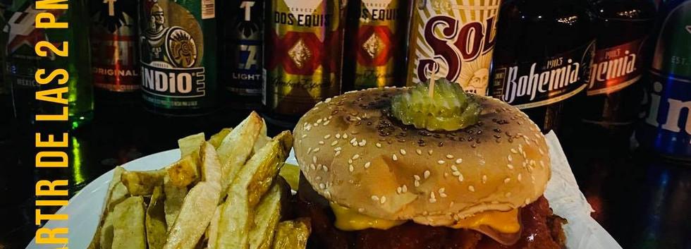 HamburgerLaHachIslaMujeresMexicoIslandFo