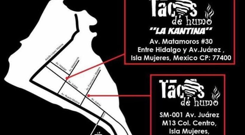LaKantinaTacosDeHumoIslaMujeresMexicoTac