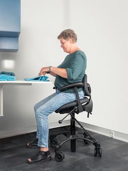 VELA Tango 100El - folding clothes-mediu