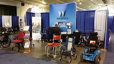 Westech Trade Show Booth
