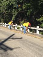 Rotary Painting Bridge Rail Project.jpg