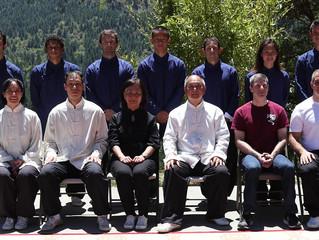 Shaolin/Taiji Graduation