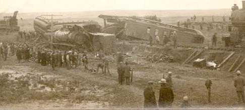 Trainwreck 1910