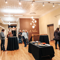 Exhibit in the Gloria A. Nelson Cultural Arts Center, Heaton Building