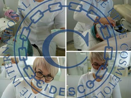 CIDESCO Международный диплом в эстетической косметологии