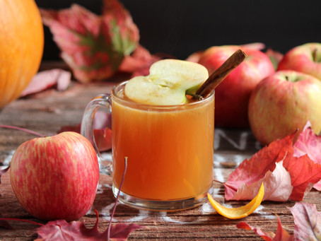 essential oil hot mulled apple cider