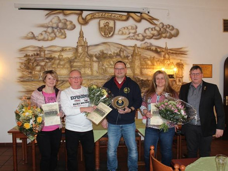 50 Jahre TCA - Ehrung des Tauchclubs Atlantis Hettstedt