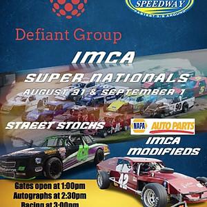 2019 Defiant Group IMCA Super Nationals