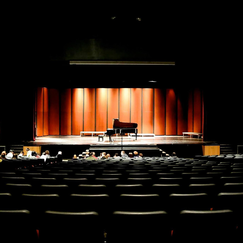 Solo Recital at Mitrani Hall, Bloomsburg, PA