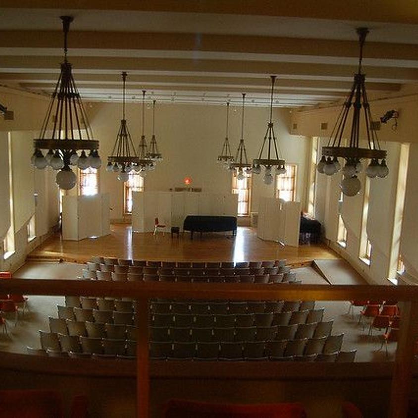 Masterclass at Gorell Recital Hall, Indiana, PA