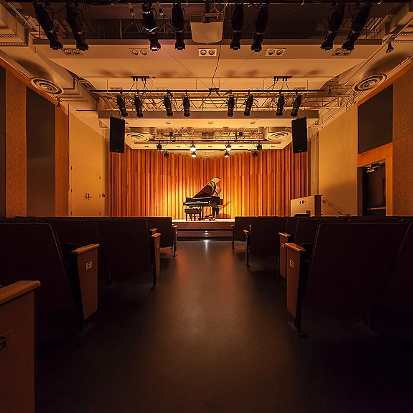 Solo Recital at William Paterson University, NJ
