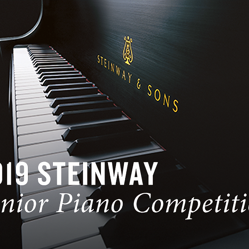 2019 Steinway Junior Piano Competition (1)