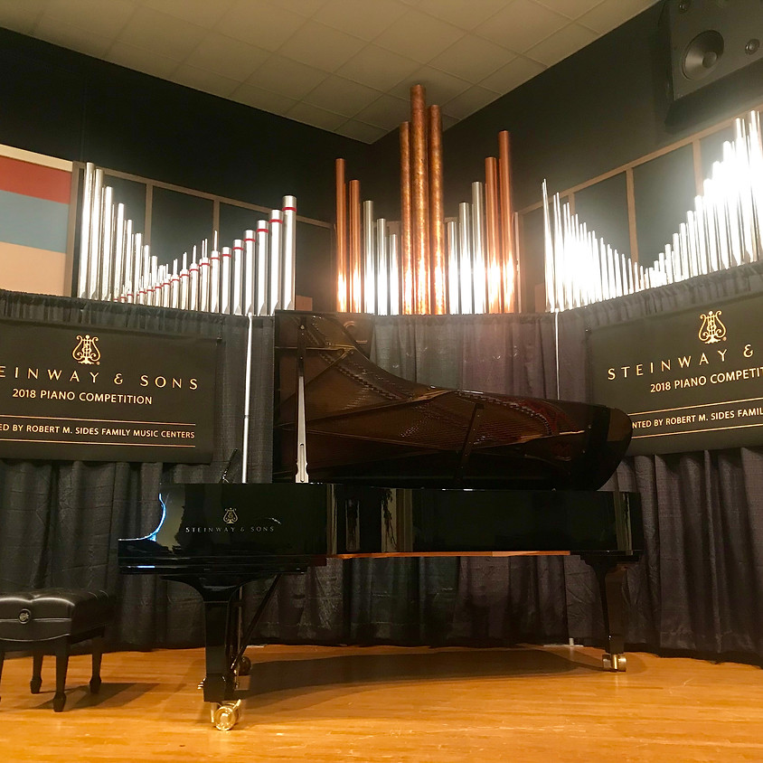 Steinway & Sons Piano Competition
