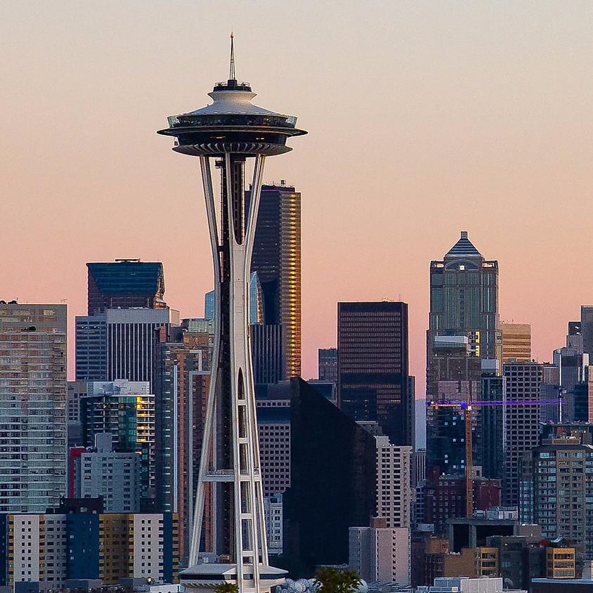 Masterclass in Seattle, WA