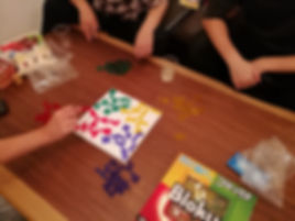 ボードゲーム ブロックス