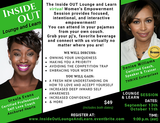 InsideOUT Lounge and Learn