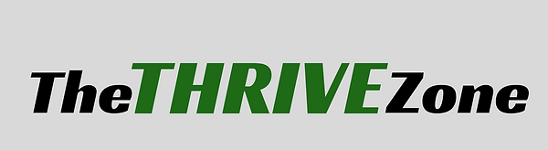 The Thrive Zone Logo