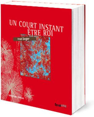 Livre : Un court instant être roi, de Fred Ziegler, éditions EnVolume