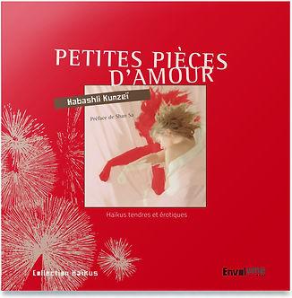 Livre: Petites Pièces D'Amour, d'Habashli Kunzeï, Editions EnVolume
